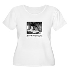 Sewing - Count the Stitches T-Shirt