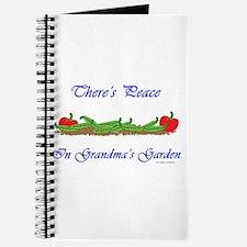 Grandma's Garden Journal
