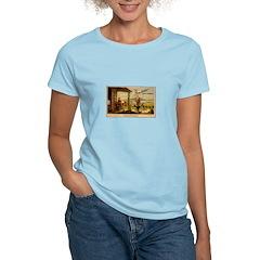 Vintage Sewing Machine Ad T-Shirt