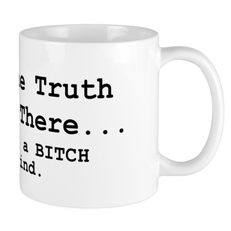 Blog: The Truth is Out There Mug