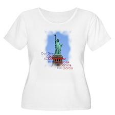 God Bless America - T-Shirt