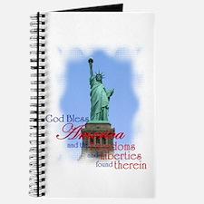 God Bless America - Journal