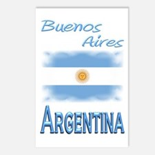Buenos Aires - Postcards (Package of 8)