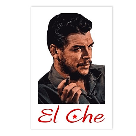 El Che - Postcards (Package of 8)