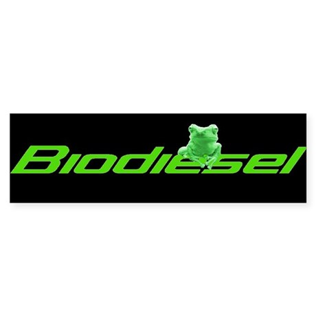 biodiesel Bumper Sticker