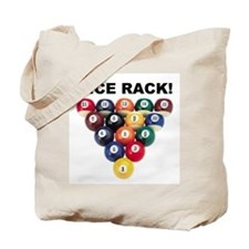 NICE RACK! Tote Bag