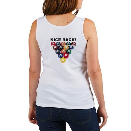 NICE RACK! Women's Tank Top