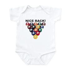 NICE RACK! Infant Creeper