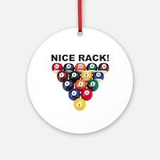 NICE RACK! Keepsake (Round)