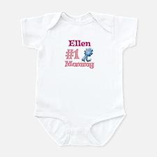 Ellen - #1 Mommy Infant Bodysuit