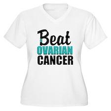 Beat Ovarian Cancer T-Shirt
