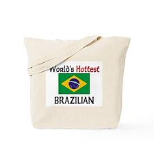 World's Hottest Brazilian Tote Bag