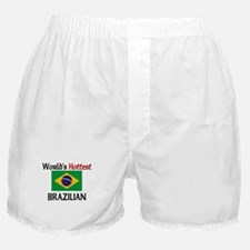 World's Hottest Brazilian Boxer Shorts