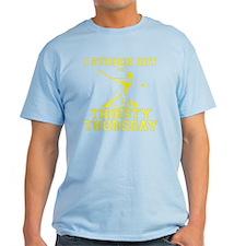 Struckout Yellow T-Shirt