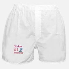 Helen - #1 Mommy Boxer Shorts