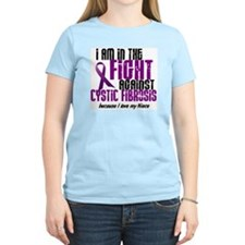 In The Fight Against CF 1 (Niece) T-Shirt
