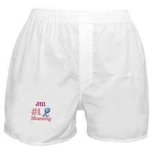 Jill - #1 Mommy Boxer Shorts
