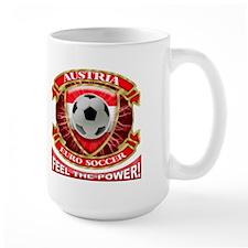 Austria Soccer Power Mug