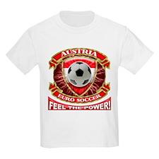 Austria Soccer Power T-Shirt