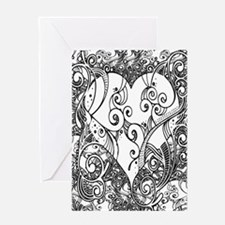 Cool Coloring Greeting Card