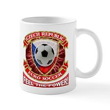 Czech Republic Soccer Power Mug