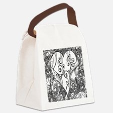 Coloring Canvas Lunch Bag