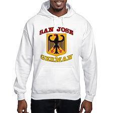 San Jose German Hoodie