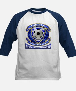 Greece Soccer Power Tee