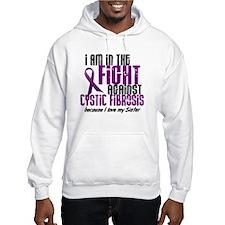 In The Fight Against CF 1 (Sister) Hoodie