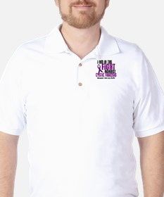 In The Fight Against CF 1 (Sister) Golf Shirt