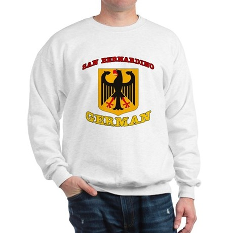 San Bernardino German Sweatshirt