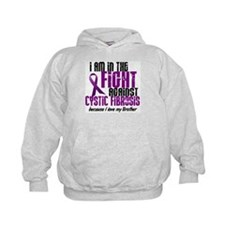 In The Fight Against CF 1 (Brother) Hoodie