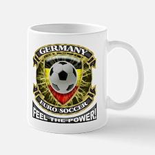 Germany Soccer Power Mug