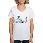 Sita Women's V-Neck T-Shirt