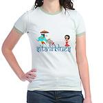 Sita Jr. Ringer T-Shirt