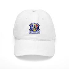 Romania Soccer Power Baseball Cap