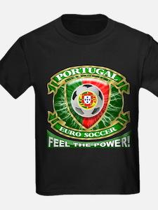 Portugal Soccer Power T
