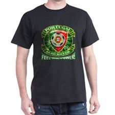 Portugal Soccer Power T-Shirt