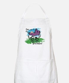 See You In December BBQ Apron