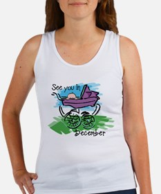See You In December Women's Tank Top