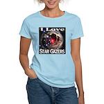 I Love Star Gazers Women's Light T-Shirt