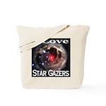 I Love Star Gazers Tote Bag