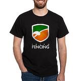 Irish fencing Tops
