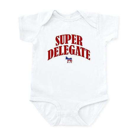 Super Delegate Infant Bodysuit