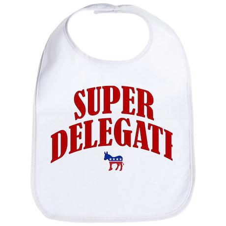 Super Delegate Bib