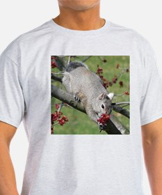 Squirrel with Roses? T-Shirt
