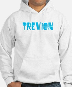 Trevion Faded (Blue) Hoodie