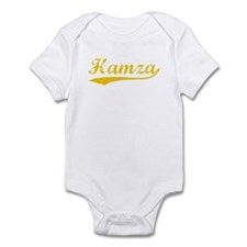 Vintage Hamza (Orange) Infant Bodysuit