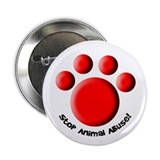 Stop animal abuse Buttons