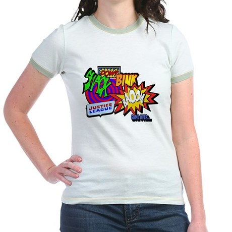 Comic Jr. Ringer T-Shirt